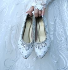 Jayanti Wulandari Wedding by Ohcraft Shoes