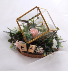 Petite Square Ring Bearer by Jeestudio Id