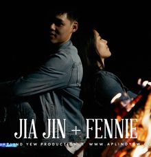 Jia Jin & Fennie - Wedding Cinematic Video by Aplind Yew Production - Wedding Cinematography & Photography