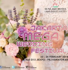 Wedding Expo At Jiexpo by Hotel Sunlake