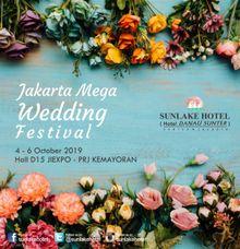 Wedding Expo on 4-6  October  2019 by Hotel Sunlake
