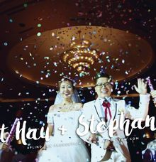 Jithau & Stephanie - Wedding Actual Day Cinematic Video by Aplind Yew Production - Wedding Cinematography & Photography