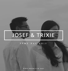 Wedding of Josef & Trixie by Moxqitto