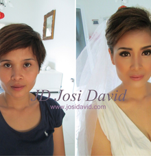Josi david  by Josi David Professional & Wedding Make up Artist