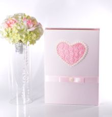 WEDDING GUEST BOOK by TIANXI TRADING PTE LTD
