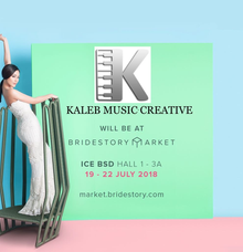 BRIDESTORY MARKET 2018  by Kaleb Music Creative