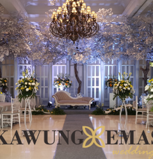 Wedding Anniversary Bpk KOMJENPOL (Purn.) BUDI .W by KAWUNG EMAS wedding