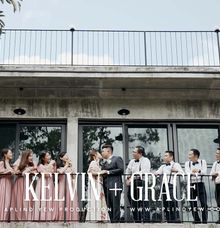 Kelvin & Grace - ROM Wedding Cinematic Video by Aplind Yew Production - Wedding Cinematography & Photography
