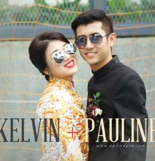 Kelvin & Pauline - Wedding Actual Day Cinematic Video by Aplind Yew Production - Wedding Cinematography & Photography