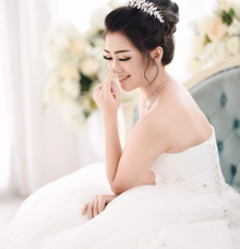 Prewedding Indoor by Kim Bridal
