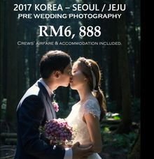 Korea Pre-Wedding by Castlebell Wedding Mansion