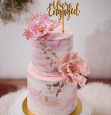 Julius & Terennia Engagement by K.pastries