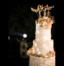 Bali Wedding by K.pastries