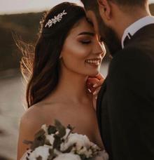 Real brides by La Bride