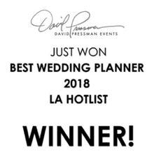 LA Hotlist by David Pressman Events