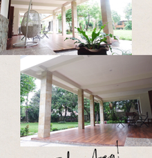 Indoor Area by Laguna Park