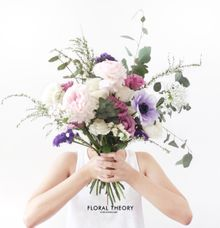 Beauty Photoshoot for beautiful Ms Laras Permatasari by Floral Theory