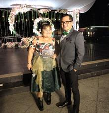 Risal ❤️ Maria Wedding by @letsgodego