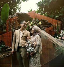 Ms.Vita Azizah Wedding Project by Et.bloomette