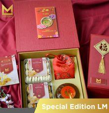 Chinese New Year Hampers Logam Mulia 0.2 Gram by Lakuemas