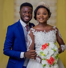Lolade weds Kayode Nigerian wedding highlights by Rayhouse Studios