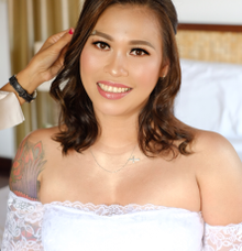 Bride Citra from Australie by Loresa Mua