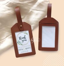 LUGGAGE TAG by Kejora Gift & Souvenir