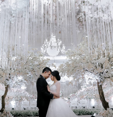 Wedding Day Ilham and Diah by Luminous Bridal Boutique
