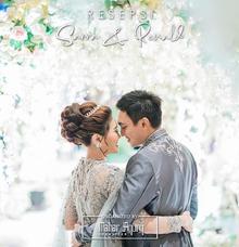 The Wedding of Sarra & Renald by Mahar Agung Organizer
