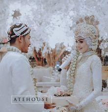 Pernikahan CINDY & YOZA by Atehouse seserahan
