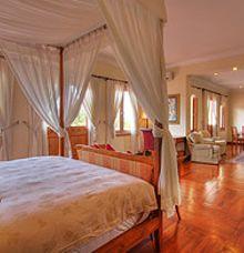 Master Bedroom Sahadewa by The Sahita Luxury Residence & Villa