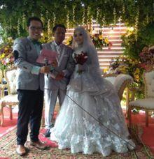 The Wedding of Agus Gunawan and Dian Suryani by Samuel Tandio MC