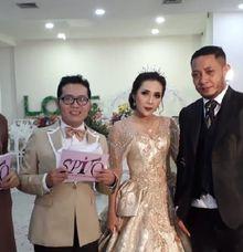 The wedding of Hengky Suwantono and Belinda by Samuel Tandio MC