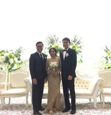 Wedding Gabor & Vania by MC - Michael Giovani