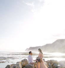 Melvin and Rika Bali Prewedding by Fernand Chrisgerald