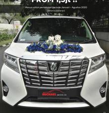 26-28 JULY 2019 EXHIBITION by Michael Wedding Car