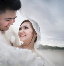 IC & Jasmine Alabang Wedding Highlights by Mike & Mai Photography
