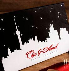 Eric & Amel Shanghai Night Wedding by Minima Creative