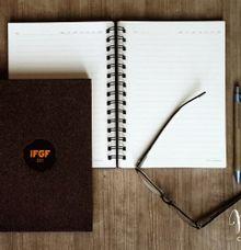 IFGF Agenda Book Project 2014 by Minima Creative