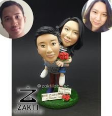 Couple Figure ( Type A-realistic ) by Zakti Laboratory Inc