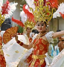 Balinese Contemporer Dance by Marlyn Production