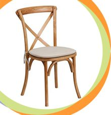 Crossback Chairs by Bali Kei Hire