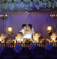 Abunda & Lu Wedding by Lucky Moments