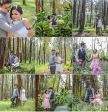 Prewedding Of Zadok Wico by van photoworks