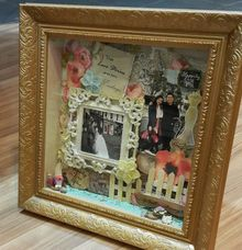 Wedding Themed Scrapbooks by TGAF (The Great Art Factory)