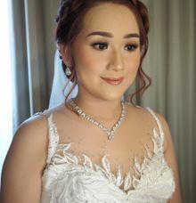 Ms. Angel (Bride) by Dita.tanmakeupartist