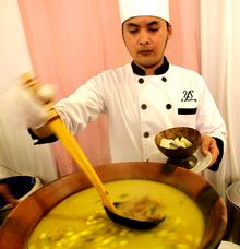 Billy Anna Wedding, GMW Bandung by YS CATERING