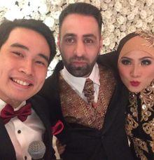 Wedding of Putri & Kasim by MC Budi Nugroho
