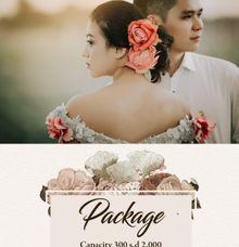 Brosur Package by EVA BUN
