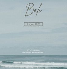 Bali Couple Session - August 2020 by William Saputra by William Saputra Photography